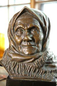 Jouhkenie Kallio oli kuuluisa runolaulaja.